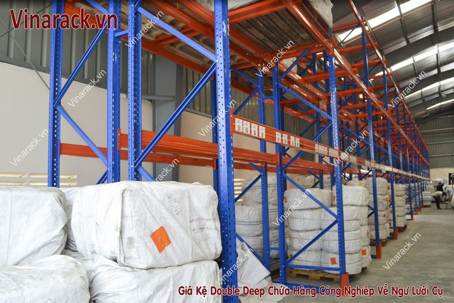 Kệ chứa pallet Double deep racking