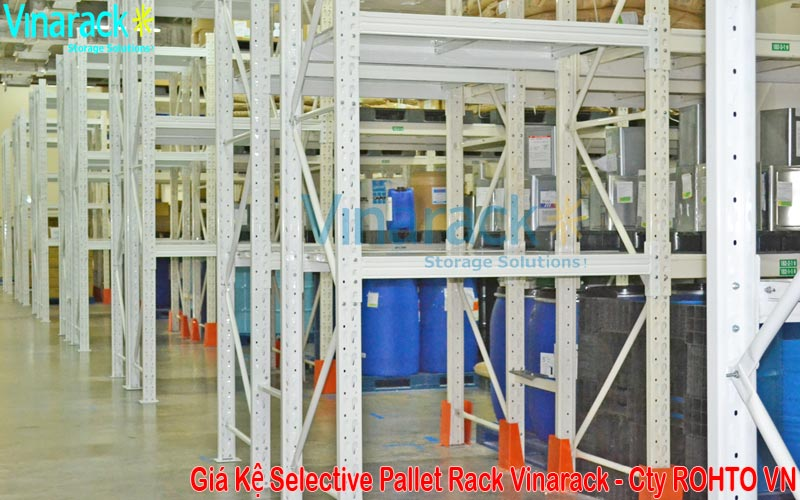 kệ selective pallet racking