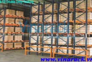 Kệ Double Deep Racking